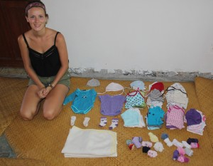 Baby Cloth from Denmark